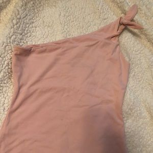 Susana Monaco pink top
